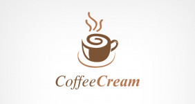 Coffee Cream Logo