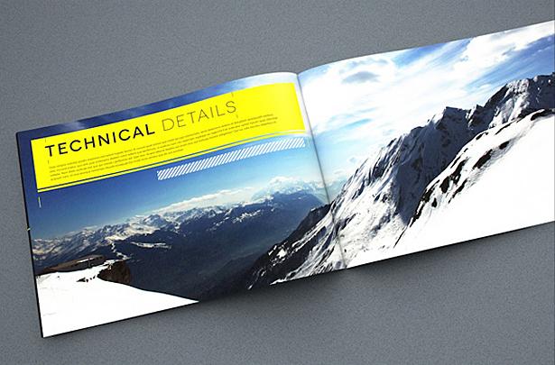 Product showcase Mockup2 101 - Product Showcase Brochure