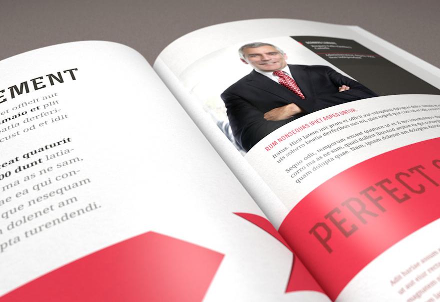 corporate 2 Mockup creattica 121 - In-Design brochure