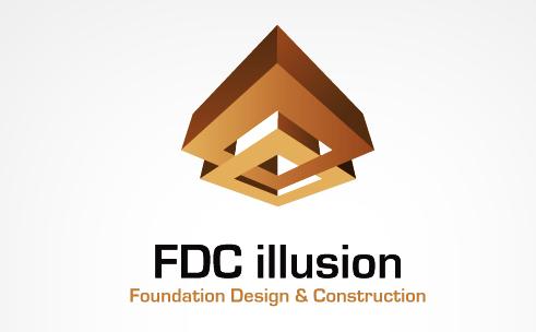 fdc illusion ft1 - Foudation design logo