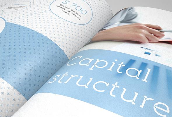 global Brochure Mockup1 081 - Clean Business Brochure